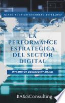 eBook LA PERFORMANCE ESTRATEGICA DEL SECTOR DIGITAL