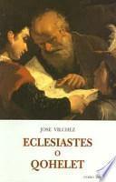 Eclesiastes o Qohelet