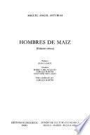 Edicion critica de las obras completas de Miguel Angel Asturias