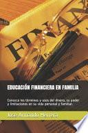 EducaciÓn Financiera en Familia