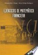 Ejercicios de matemáticas financieras