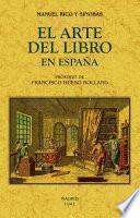 El Arte del libro en España