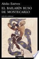 El bailarín ruso de Montecarlo
