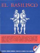 El Basilisco : revista de materialismo filosófico 1a Época. No 6