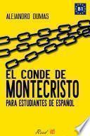 El conde de Montecristo para estudiantes de español.