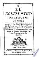 El eclesiástico perfecto
