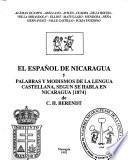El Español de Nicaragua