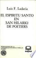 El Espíritu Santo en San Hilario de Poitiers