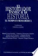 El historiador frente a la historia