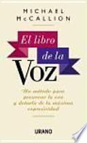El libro de la voz