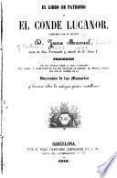 El libro de Patronio, ó, El conde Lucanor