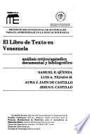 El Libro de texto en Venezuela