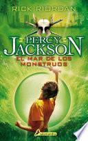 El mar de los monstruos (Percy Jackson y los dioses del Olimpo 2)
