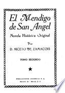 El mendigo de San Angel