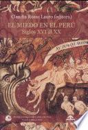 El miedo en el Perú