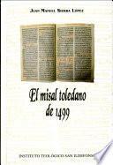 El misal toledano de 1499