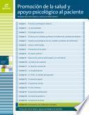 El paciente con trastornos mentales (Promoción de la salud y apoyo psicológico al paciente)