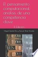 El Pensamiento Computacional, Análisis de Una Competencia Clave: II Edición