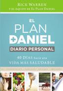 El plan Daniel, diario personal