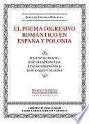 El poema digresivo romántico en España y Polonia