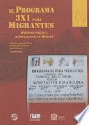 El Programa 3X1 para Migrants