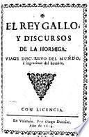 El Rey Gallo y Discursos de la Hormiga