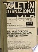 El Salvador, un pueblo que día a día rompe las cadenas