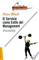 El Servicio Como Estilo Del Management