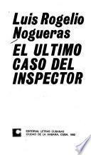 El último caso del inspector
