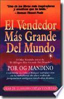 El Vendedor Mas Grande Del Mundo-Spanish Edition