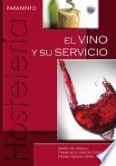 El vino y su servicio
