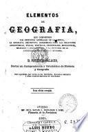 Elementos de geografia