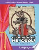 ¡En equipo con el Sr. Supercoyote! (Teaming with Mr. Cool!)