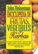Enciclopedia de frutas, vegetales y hierbas
