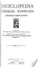 Enciclopedia universal ilustrada europeo-americana