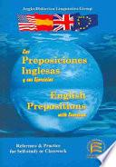 English Prepositions with Exercises