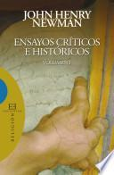 Ensayos críticos e históricos / 1