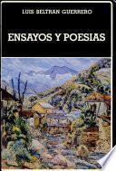 Ensayos y poesías
