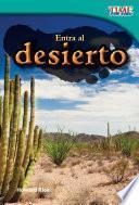 Entra al desierto