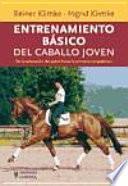 Entrenamiento básico del caballo joven