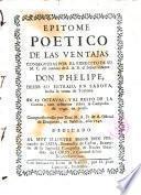 Epitome poético de las ventajas conseguidas por el Ejército de su M. C. del mando de S. A. R. el Sr. Infante Don Phelipe desde su entrada en Saboya hasta la toma de Tortona