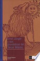Ernst Jünger y sus pronósticos del tercer milenio