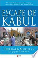 Escape de Kabul