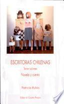 Escritoras chilenas: v. Novela y cuento