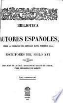 Escritores del siglo XVI.