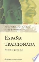 España traicionada
