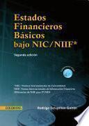 Estados financieros básicos bajo NIC/NIIF