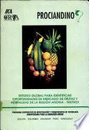 Estudio Global para Identificar Oportunidades de Mercado de Frutas y Hortalizas de la Region Andina