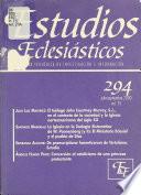 Estudios eclesiásticos