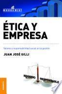 Ética y empresa